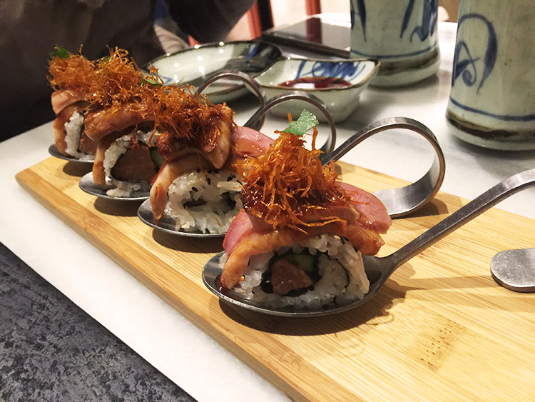 Raki Qingdao sushi restaurant 4