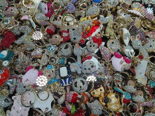 Jimo lu Qingdao China fake market 13