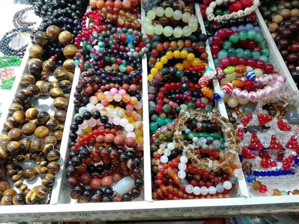 Jimo lu Qingdao China fake market 14