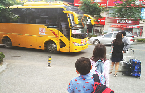 qingdao expat last day of school