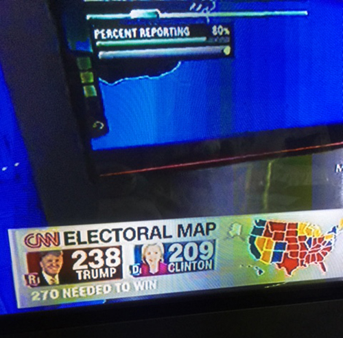my country the US Election