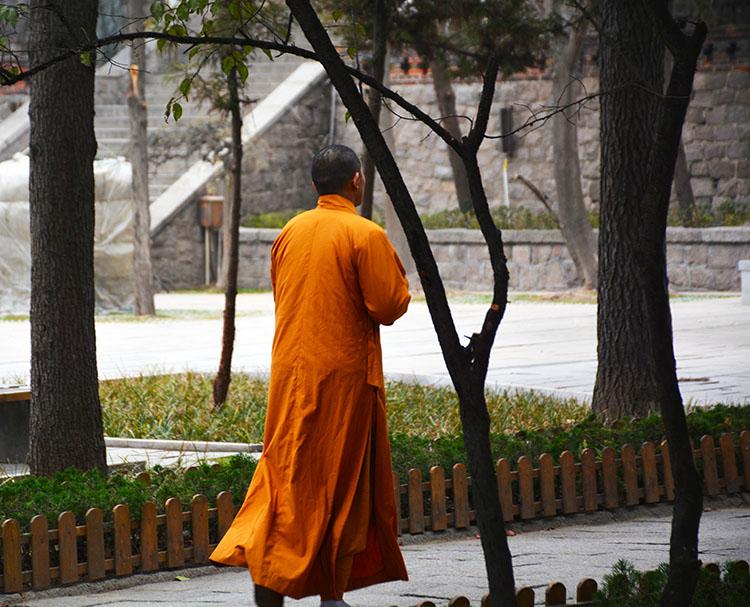 Zhanshan temple things to do Qingdao China