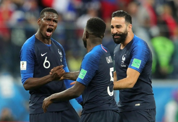 What would France national football team do without African origin     Though we can also say any French team that have more African players  always go far in the world cup