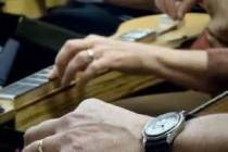 dulcimer playing
