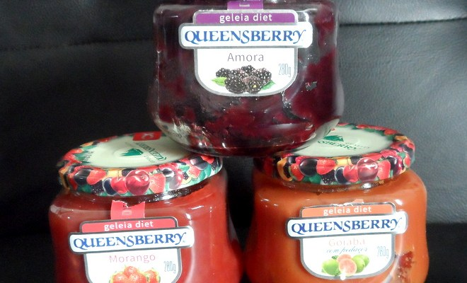 Momento delícia Geleia Diet Queensberry