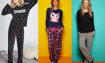 Pijamas Femininos - Inverno