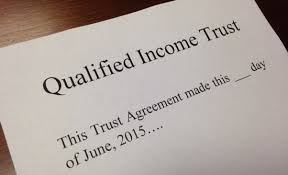 qualified income trusts, QIT, and Miller Trusts attorney