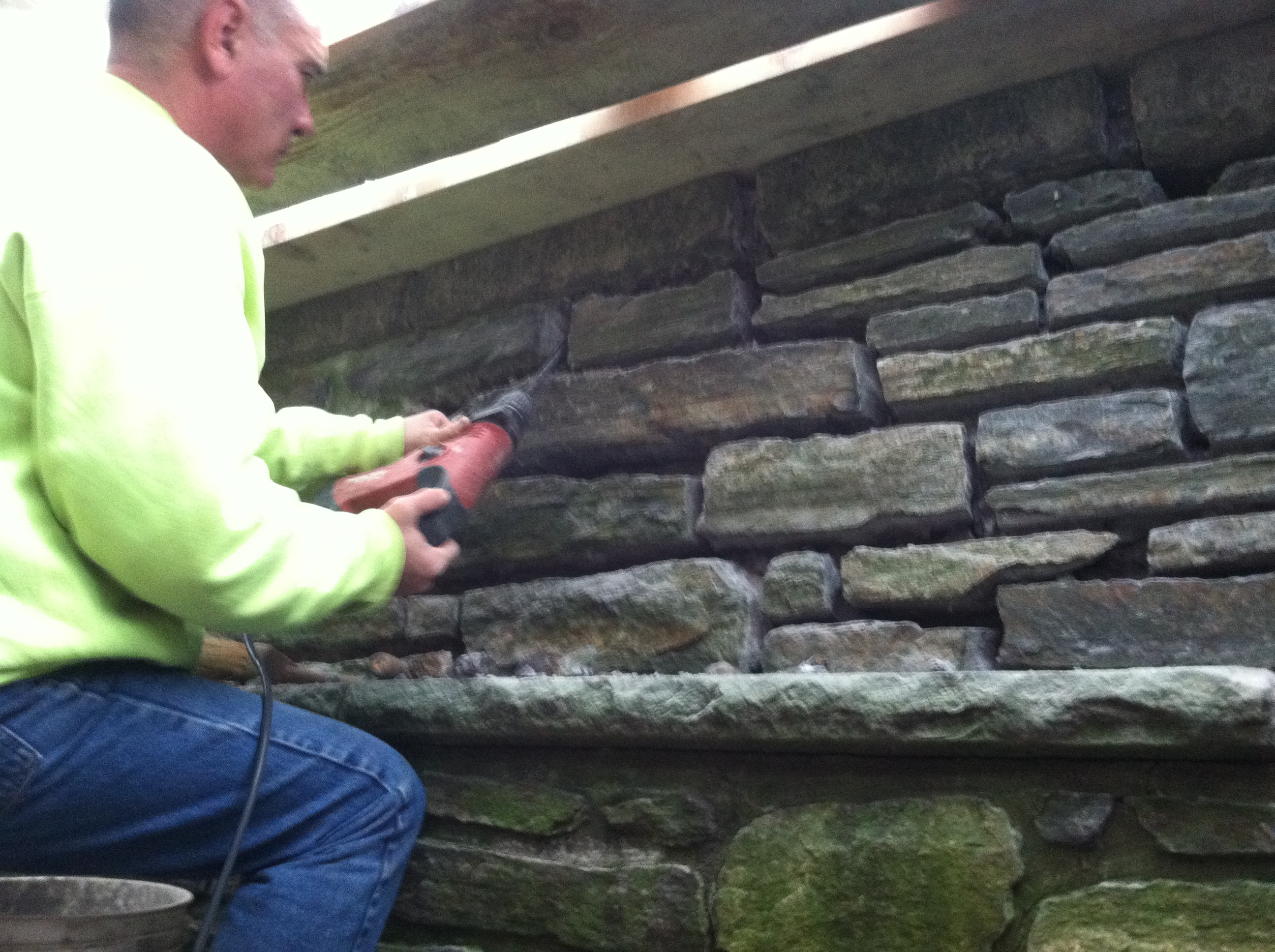 Stone Restoration in Buffalo New York