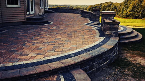 custom brick paving buffalo ny