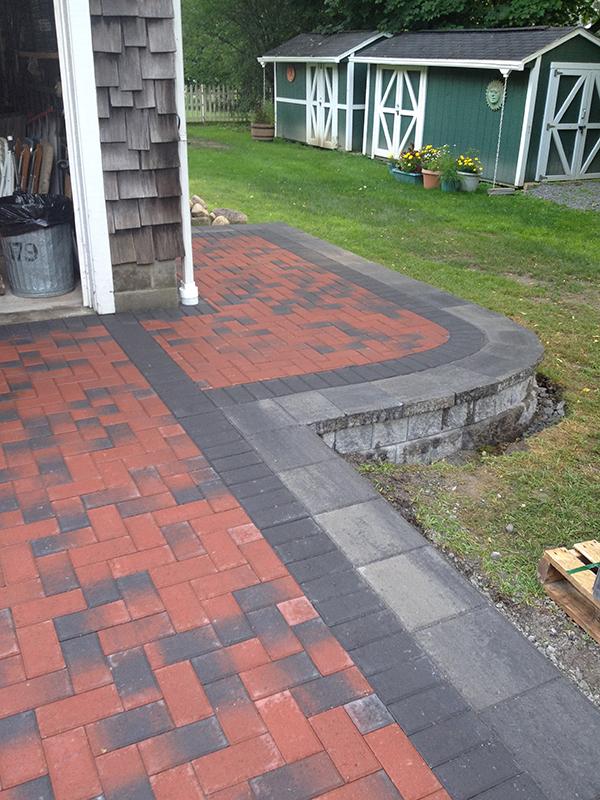 custom brick paving erie county