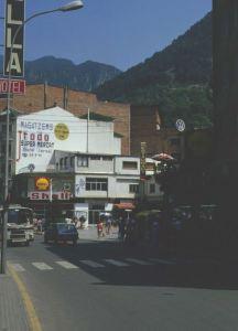 Andorra Les Escalde Shell-Tankstelle