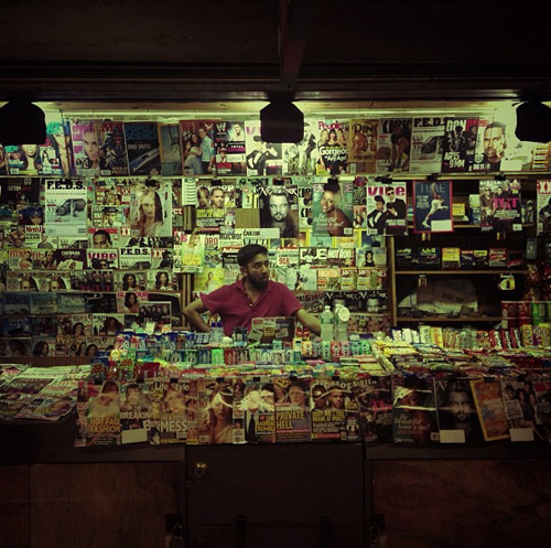 bk newsstand