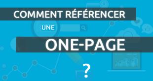 Référencer un site d'une seule page : pourquoi est-ce si compliqué ?