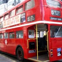 Transporte em Londres, do busão ao metrô