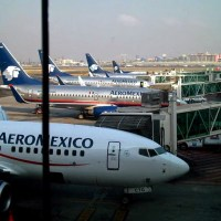 Aeroporto da Cidade do México, Benito Juárez!