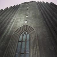 Hallgrímskirkja, a igreja mais famosa da Islândia