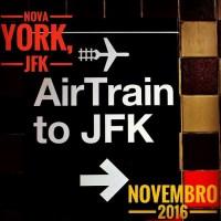 O Aeroporto de Nova Iorque, o JFK