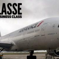Air France -  A Classe Executiva/Business Class