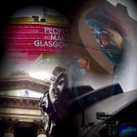 Um dia por Glasgow na Escócia [FEV. 2017]