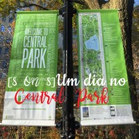 [8 ON 8] – Um dia no Central Park em Nova Iorque