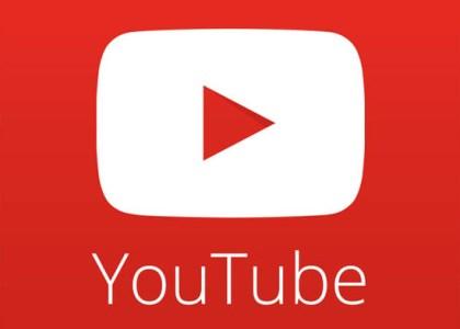 Az új Youtube logo