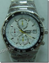 Replica Seiko 7T92 chrono