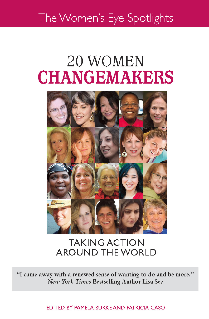 20 WOMEN CHANGEMAKERS BOOK COVER