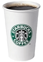 image of a Starbucks coffee cup
