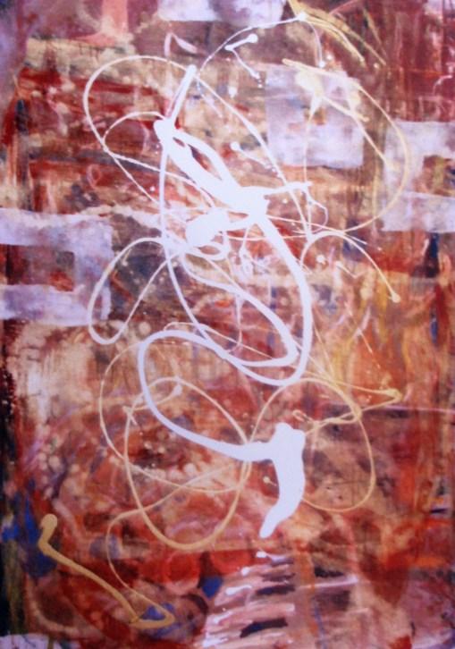 Opus.  Painting.  2005