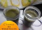 Crema de Vegetales