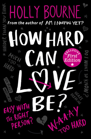REVIEW: How Hard Can Love Be? by Holly Bourne
