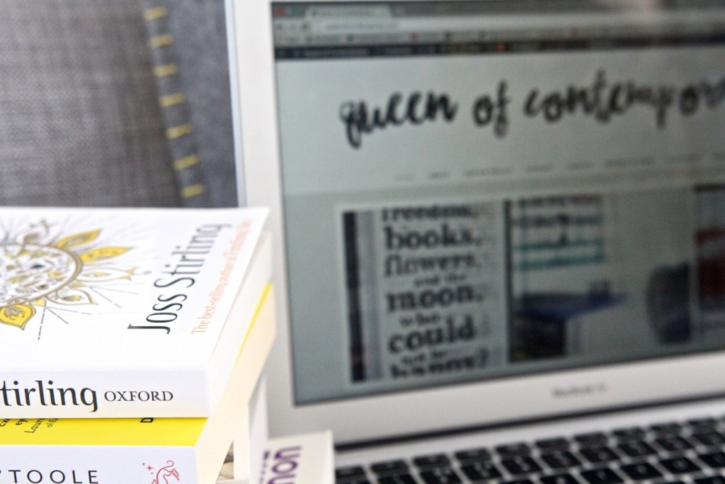 Re-launching Queen of Contemporary!