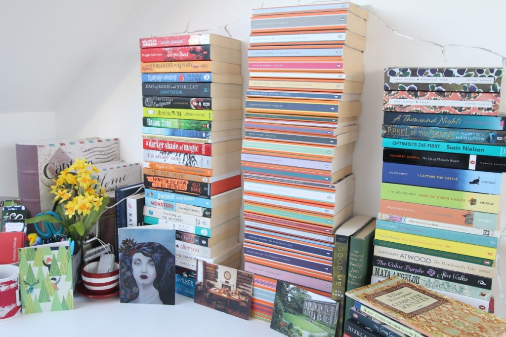A Tour of my Writing Desk