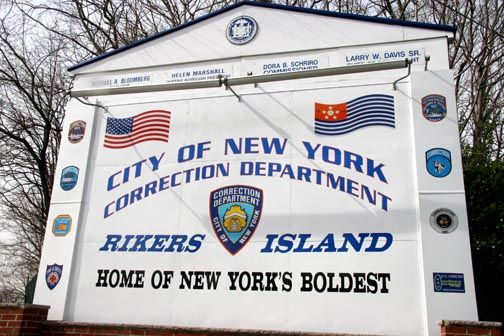 Mayor de Blasio Announces City Jail Population is Below 9,000 for the First Time in 35 Years