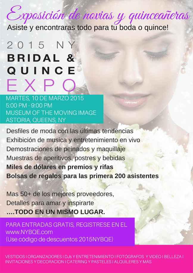 Expo quinceaneras