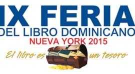 Feria del Libro Dominicano en NY abre concurso comercial