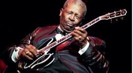 B. B. King, el Rey del Blues, muere a los 86 años