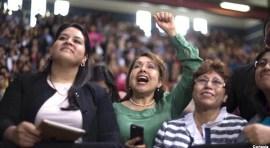Peruana 'soñadora' en equipo de campaña de Hillary Clinton