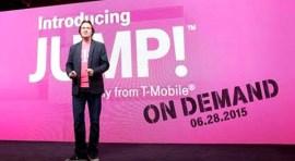 T-Mobile permite cambiar de celular cuando quieras y sin recargos