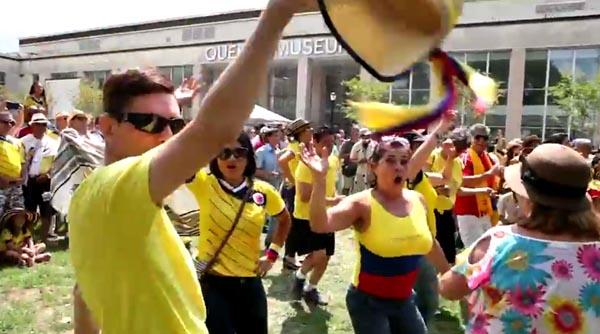 FolkColombia Música y Danza en el Flushing Park este sábado 1 de agosto