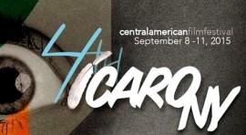 Cine centroamericano ICARO del 8 al 11 de septiembre en Nueva York