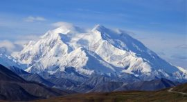 Presidente Obama contra cambio climático y cambia nombre de montaña en Alaska