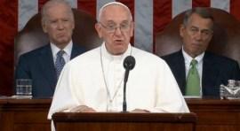 Papa Francisco: 'Yo también soy un hijo de este continente'