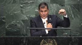 Presidente Correa: hay que erradicar la pobreza