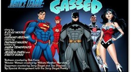 Con Edison & Justice League Superheroes Team Up for 'Gas' Safety App