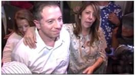 John Hincapé libre después de 25 años de cárcel