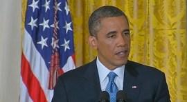Presidente Obama condena ataques y muerte de policías