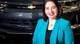 Ingeniera latina de General Motors comparte consejos
