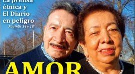 Amor inmigrante en nuestra edición de febrero