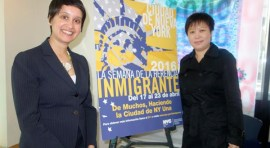 Bibliotecas de NYC ofrecen asistencia legal gratis y ciudadanía